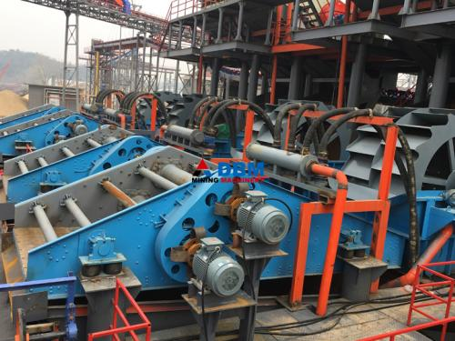 Fine Sand Recycling Machine