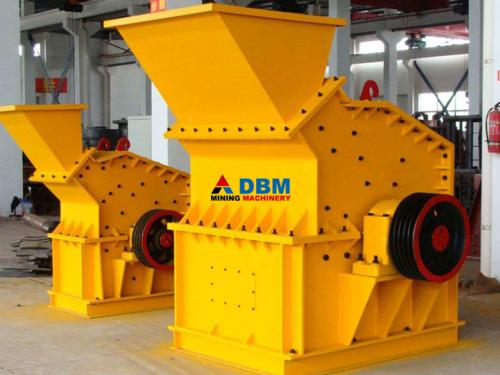 high-efficient fine crusher
